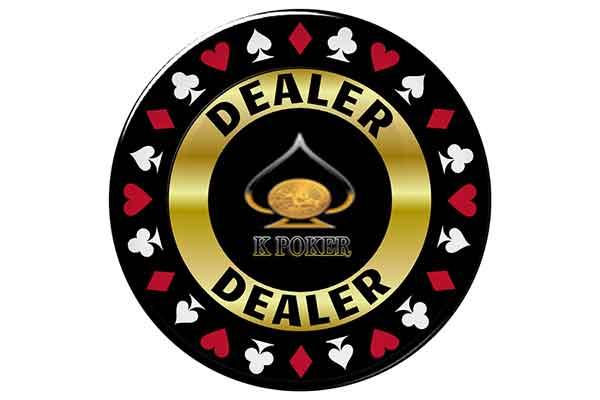 position du bouton sur les tables de poker
