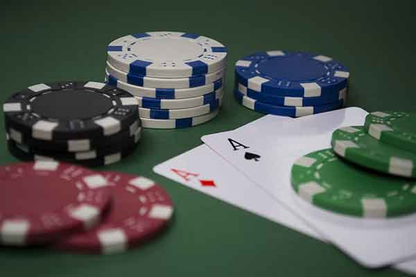 Le Texas Hold'em poker