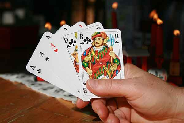 Les règles de l'Omaha poker