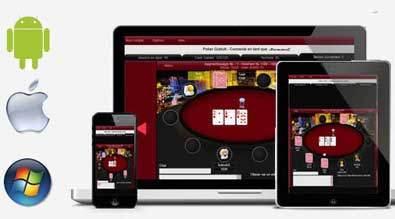 Poker gratuit avec K poker.