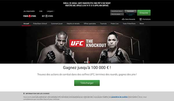 Pokerstars le plus gros site de poker français