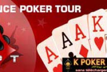 Tournois de Poker en France