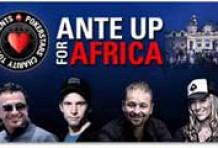 Troisième édition du tournoi Ante Up For Africa Charity