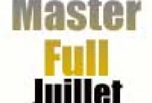 Classement Master Full Juillet