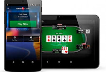 Application PokerStars Mobile Poker