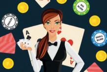 Le Bouton au poker